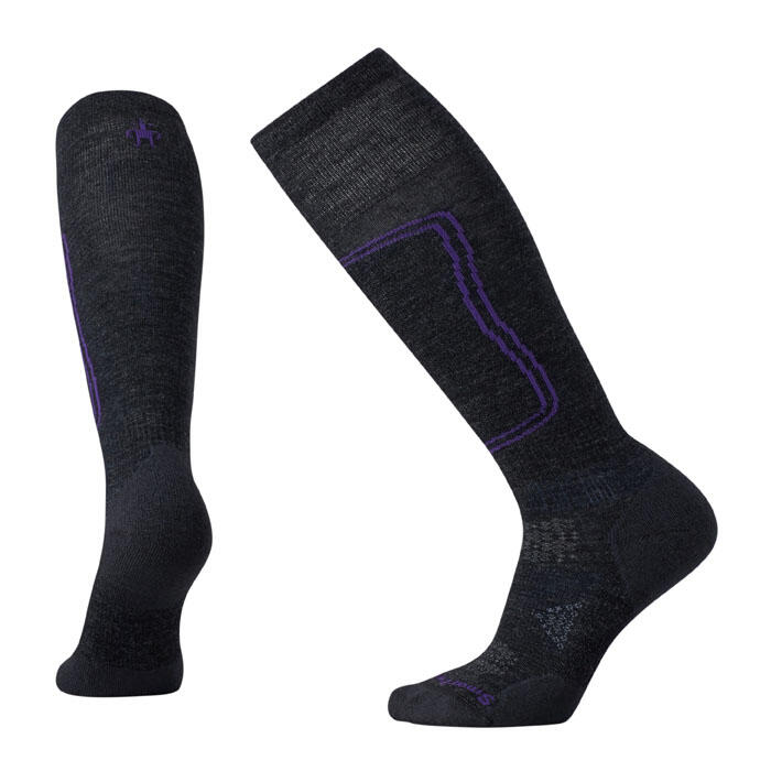 Smartwool Women's PhD Ski Light Snow Socks