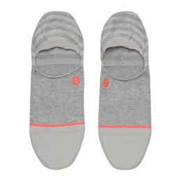 Stance Women's Uncommon Invisible Socks Grey
