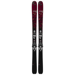 Rossignol Men's Black Ops Escaper Skis with NX12 Bindings '21