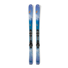 Nordica Women's Astral 78 CA All Mountain Skis with TP2 COMPACT 10 FDT Bindings '19