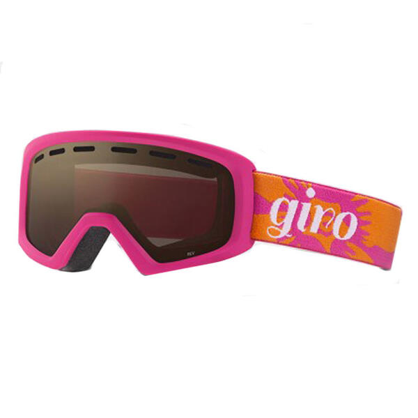 Giro Girl's Rev Snow Goggles With Amber Ros
