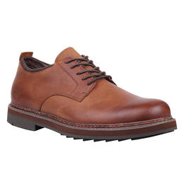 Timberland Men's Squall Canyon Medium Brown Oxford Shoes