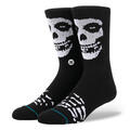 Stance Men's Misfits Snow Socks Black
