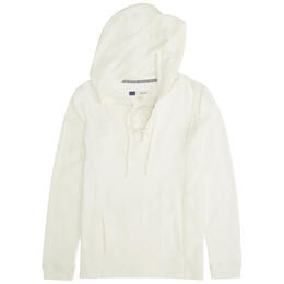 Roxy Women's Pearling Oversized Poncho Hoodie