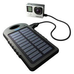 Gopole GPP-26 Dualcharge Solar Charger USB Power Bank