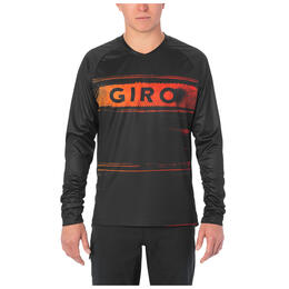 Giro Men's Roust Long Sleeve Cycling Jersey
