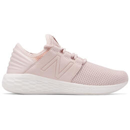 New Balance Women's Fresh Foam Cruz v2 Nubuck Running Shoes