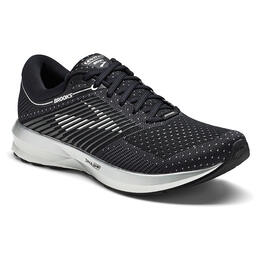 Brooks Women's Levitate Running Shoes Black/Ebony/Silver