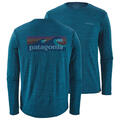 Patagonia Men's Capilene™ Cool Daily Graphic Long Sleeve Shirt alt image view 5