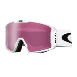 Oakley Line Miner PRIZM Snow Goggles with Rose Lens