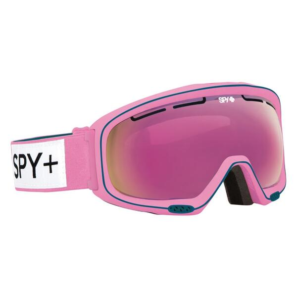 Spy Bias Goggles with Pink/Pink Spectra Lens