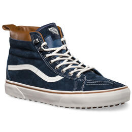 Vans Men's Sk8-Hi MTE Dress Blues Casual Shoes