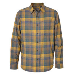 Royal Robbins Men's Vintage Performance Flannel Long Sleeve Shirt