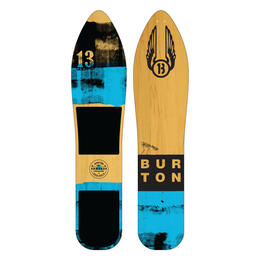 Burton Men's Throwback Snowboard '18