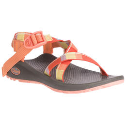 Chaco Women's Z/cloud Sandals Blip Teal