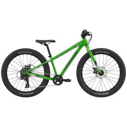 Cannondale Kids' Cujo 24 Plus Bike '21