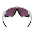 Oakley Men's Jawbreaker Prizm Road Sunglasses Back