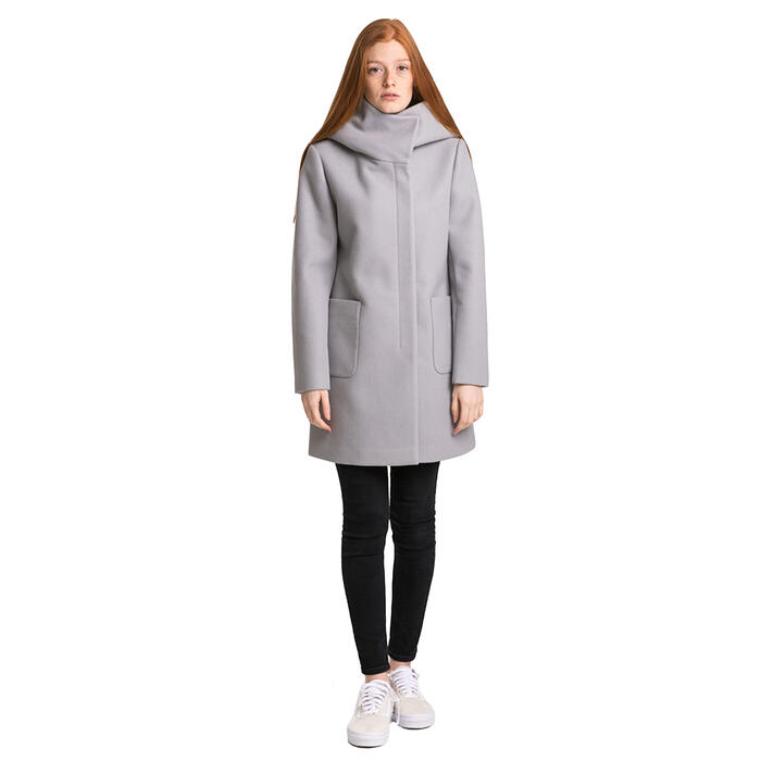 Ellabee Women's Alpine Meadows Hooded Coat