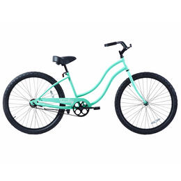Tuesday Cycles Junior Girl's May 1 Step Through Cruiser Bike '18