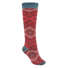 Burton Women's Party Snow Socks Illuminati