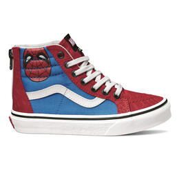 Vans Boy's Sk8-Hi Zip Shoes
