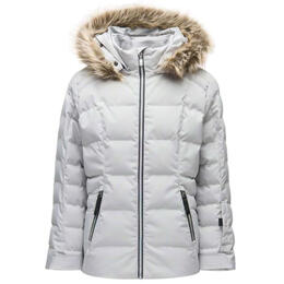Spyder Girl's Atlas Synthetic Down Jacket