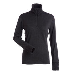 Nils Women's Holly 1/4 Zip T-Neck Sweater