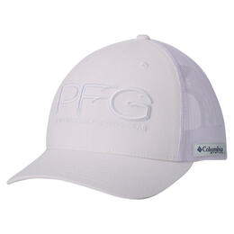 Columbia Men's PFG Mesh Snap Back Hooks Ball Cap