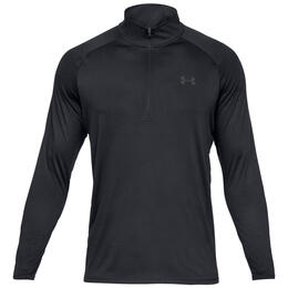 Under Armour Men's Tech Half Zip Long Sleeve Shirt