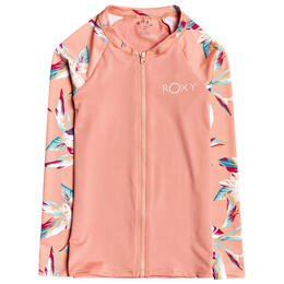 Roxy Girl's Made For Roxy Long Sleeve Rashguard