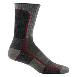 Darn Tough Vermont Men's Light Hiker Micro Crew Light Cusion Socks
