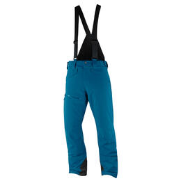 Salomon Men's Chill Out Bib Pants Blue
