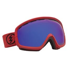 Electric EGB2s Snow Goggles with Bronze/Blue Chrome Lens