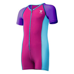 TYR Girl's Solid Thermal Suit