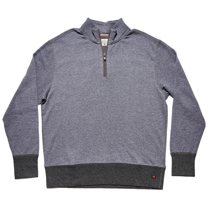 The Normal Brand Men's Cole Terry Quarter-Z