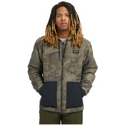 Burton Men's Mallet Hooded Casual Jacket