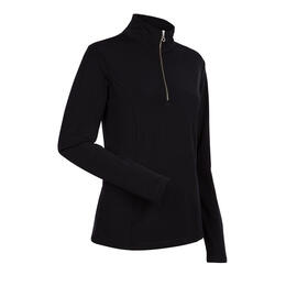 Nils Women's Robin 1/4 Zip T-Neck Long Sleeve