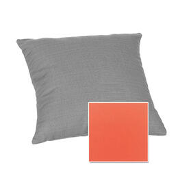 Casual Cushion Corp. 15x15 Throw Pillow - Canvas Melon