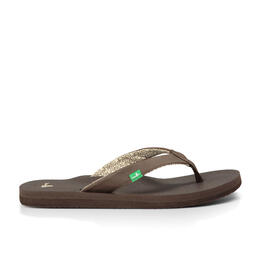 Sanuk Women's Yoga Zen Sandals Brown
