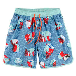 Rowdy Gentleman Men's Crush It Swim Trunks