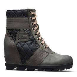 Sorel Women's Lexie Wedge Boots Slate
