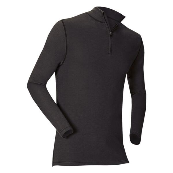 Kombi Men's Rover Merino Wool 1/4 Zip T Neck