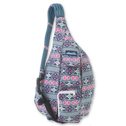 Kavu Women's Gem Inlay Rope Bag