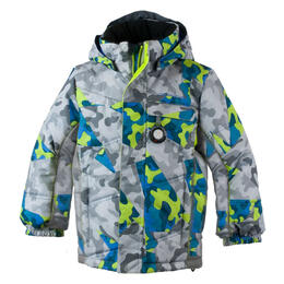 Obermeyer Boy's Hawk Insulated Ski Jacket