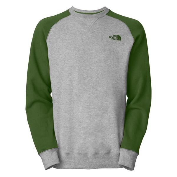 The North Face Men's Longsleeve Half Dome Crew