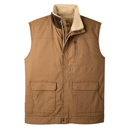 Mountain Khakis Men's Ranch Shearling Vest