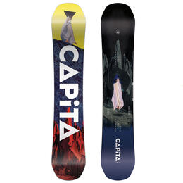 CAPiTA Men's Defenders Of Awesome Wide Snowboard '21
