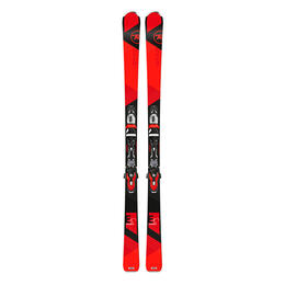 Rossignol Men's Experience 80 Skis with Xelium 110 Bindings '16