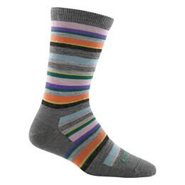 Darn Tough Vermont Women's Sassy Stripe Crew Socks