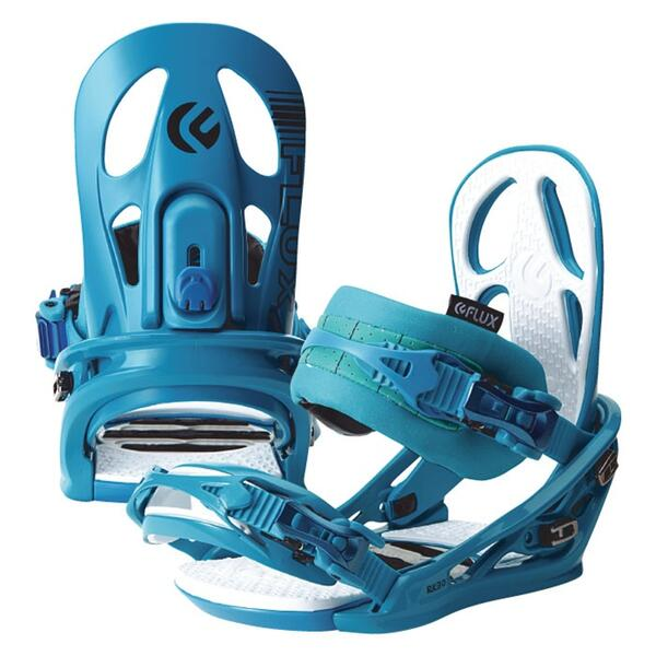 Flux Men's RK30 Snowboard Bindings '12
